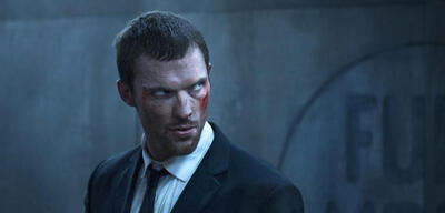 Ed Skrein in The Transporter Refueled