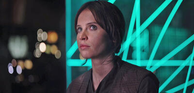 Felicity Jones inRogue One: A Star Wars Story