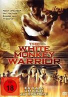 The White Monkey Warrior