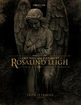 The Last Will and Testament of Rosalind Leigh - Poster