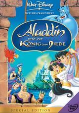 Aladdin und der König der Diebe - Poster