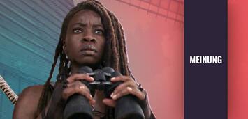 Bild zu:  The Walking Dead mitDanai Gurira