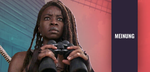 The Walking Dead mit Danai Gurira