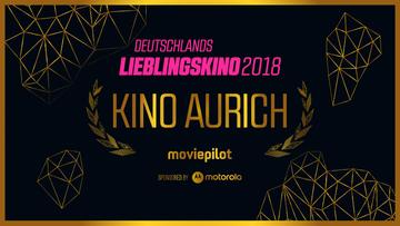 Kino Aurich ist Deutschlands Lieblingskino 2018