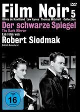 Der schwarze Spiegel - Poster
