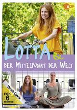 Lotta & der Mittelpunkt der Welt - Poster