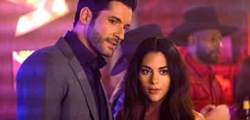 Lucifer & Staffel 4-Rückkehrerin Eva