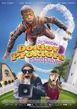 Doktor Proktors Pupspulver - Poster