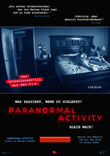Paranormal Activity - Poster