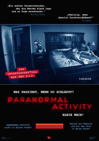 Paranormal Activity - Bild 1 von 16