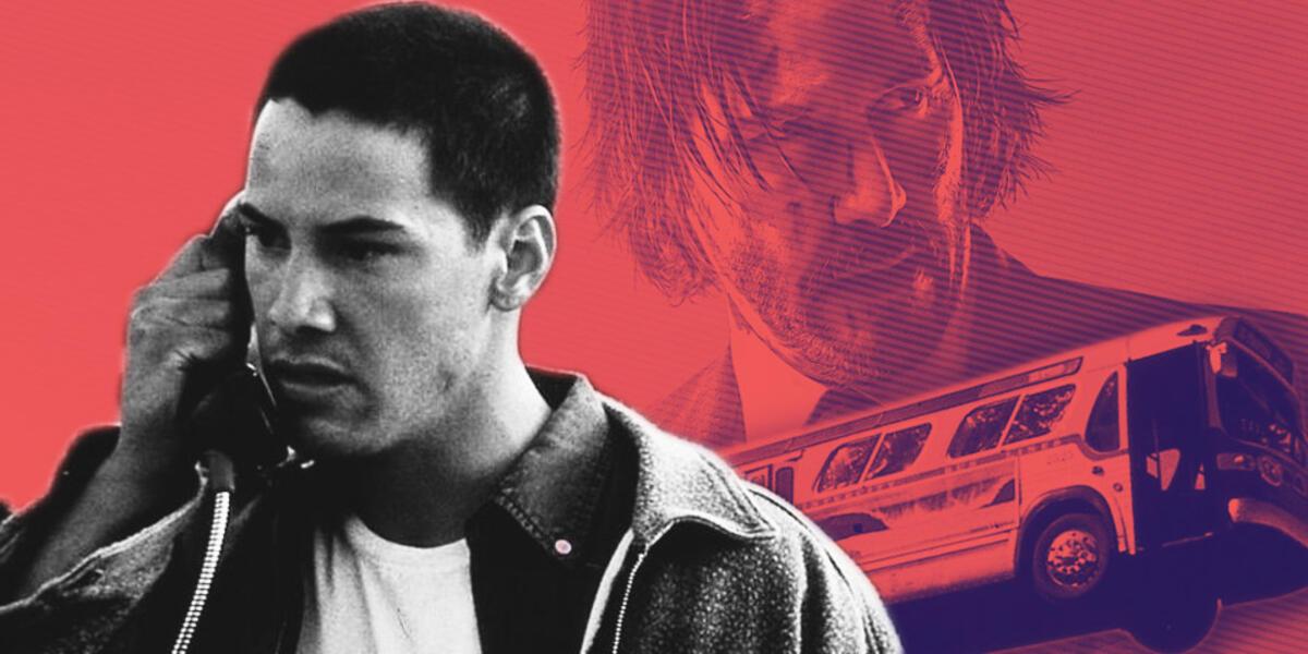 25 Jahre Speed: Warum wir John Wick-Star Keanu Reeves mehr denn je brauchen