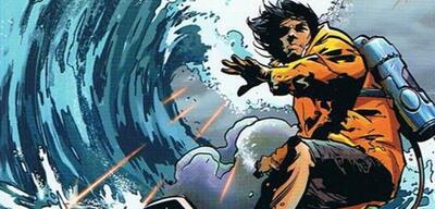 Cover des Sebastian X-Comics