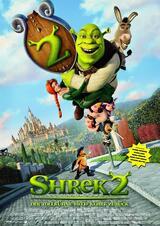 Shrek 2 - Der tollkühne Held kehrt zurück - Poster