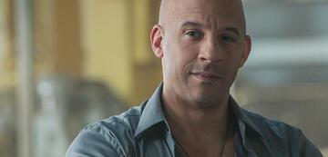 Vin Diesel als Dom Toretto in Fast & Furious 7