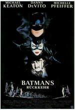 Batmans Rückkehr Poster