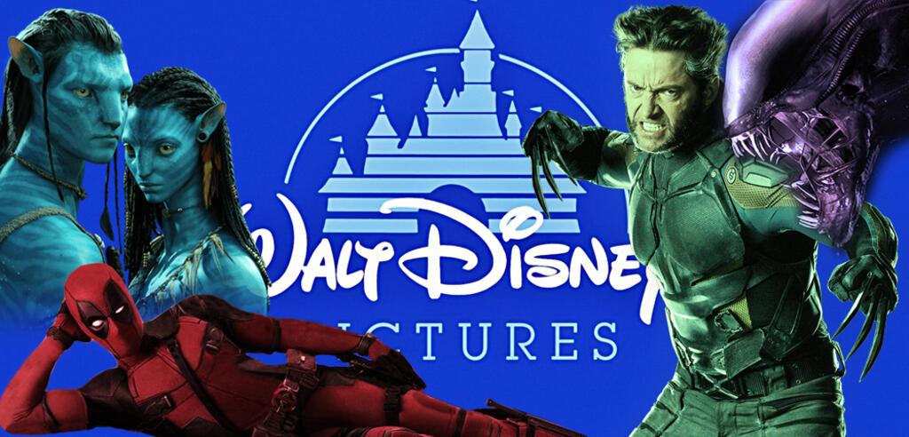 Das wandert von Fox zu Disney