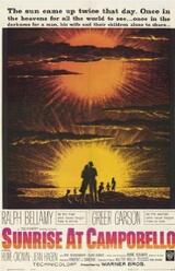 Sunrise at Campobello - Poster