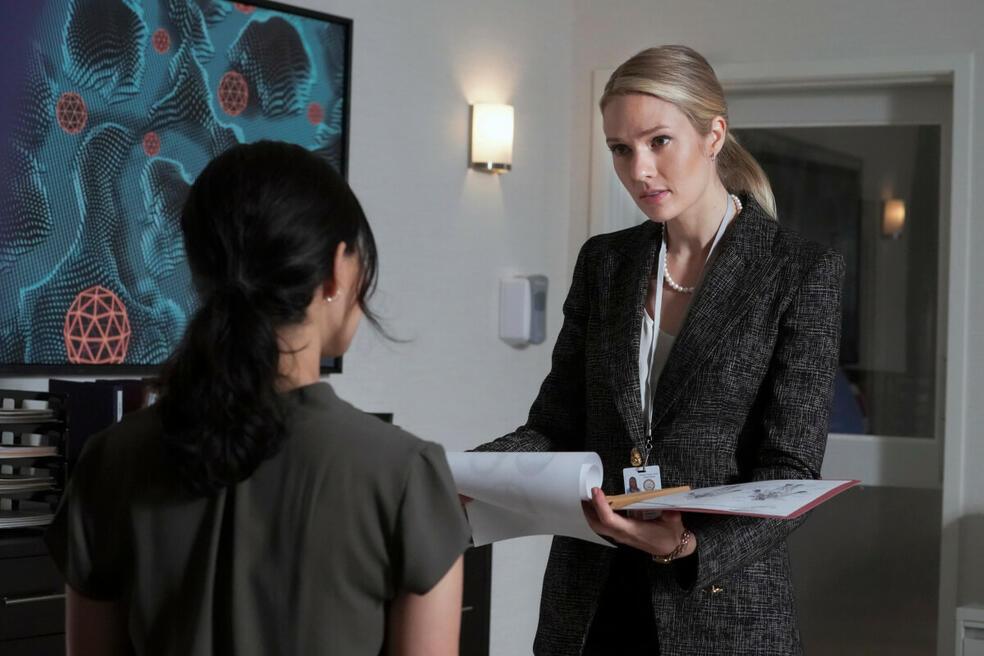 NCIS: Hawaii, NCIS: Hawaii - Staffel 1 mit Tori Anderson und Yasmine Al-Bustami