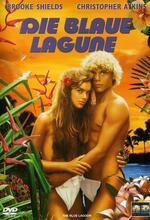 Die blaue Lagune Poster