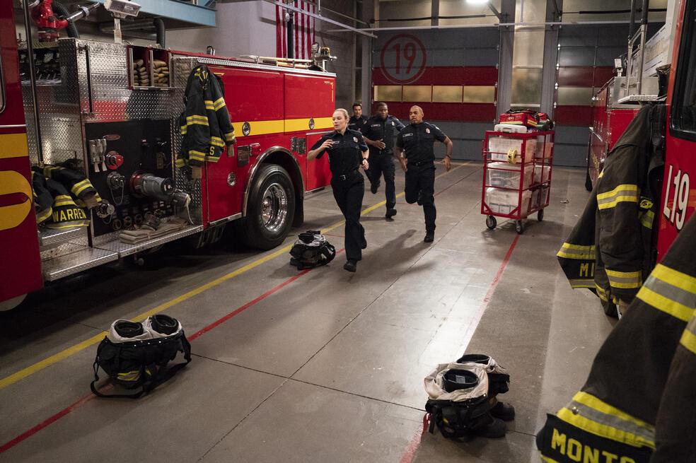 Seattle Firefighters Season 2