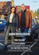 Wolfsland: Kein Entkommen - Poster