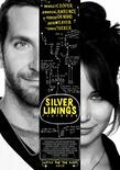 Silver linings playbook poster original