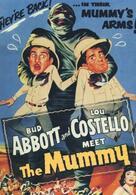 Abbott und Costello als Mumienräuber