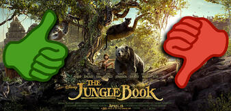 Filmposter von The Jungle Book
