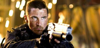 Christian Bale in Terminator: Die Erlösung