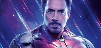 Tony Stark in Avengers 4