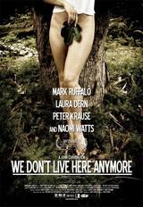 Wir leben nicht mehr hier - Poster