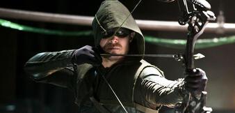 Arrow mit Stephen Amell