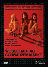 Weiße Haut auf schwarzem Markt - Poster