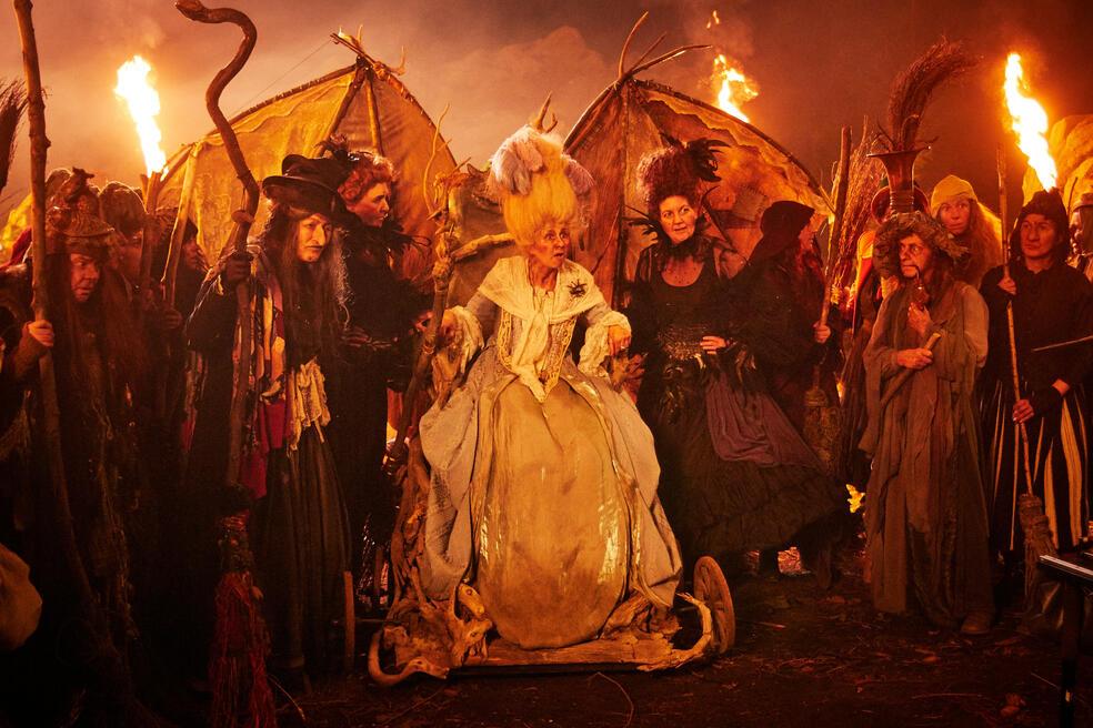 Die kleine Hexe mit Therese Affolter