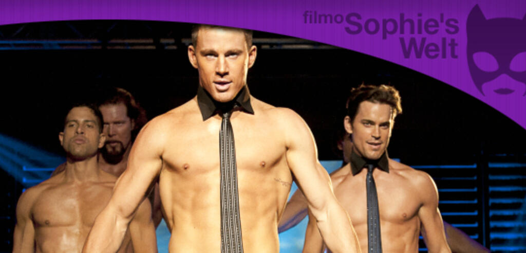 Channing Tatum bricht das Tabu männlicher Nacktheit im Kino