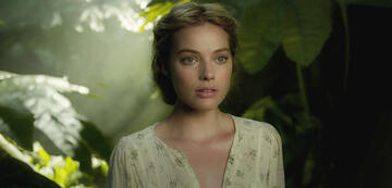 Margot Robbie in Legend of Tarzan