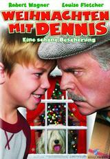 Weihnachten mit Dennis - Poster