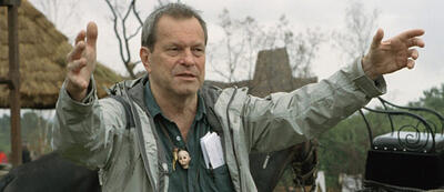 Terry Gilliam bei Brothers Grimm