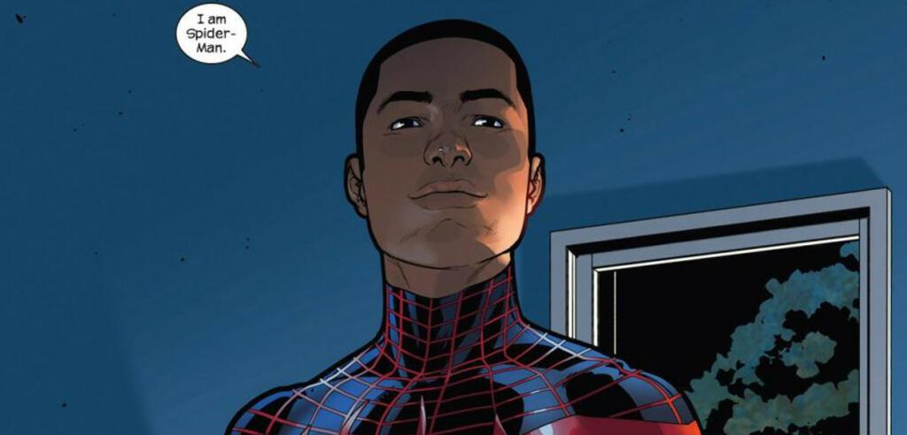 Miles Morales als Spider-Man