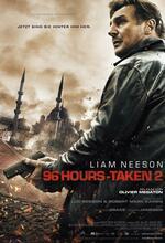 96 Hours - Taken 2 Poster
