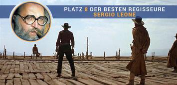 Bild zu:  Beste Regisseure aller Zeiten - Platz 8: Sergio Leone