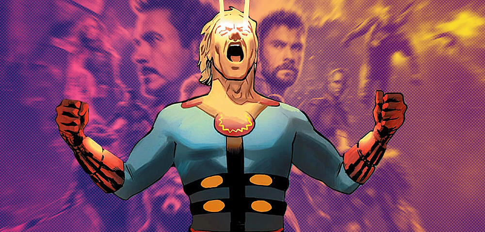 Eternals: Marvel enthüllt ersten Einblick in den nächsten großen MCU-Film