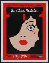 Ein andalusischer Hund - Poster