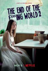 Jessica Barden in The End of the F***ing World