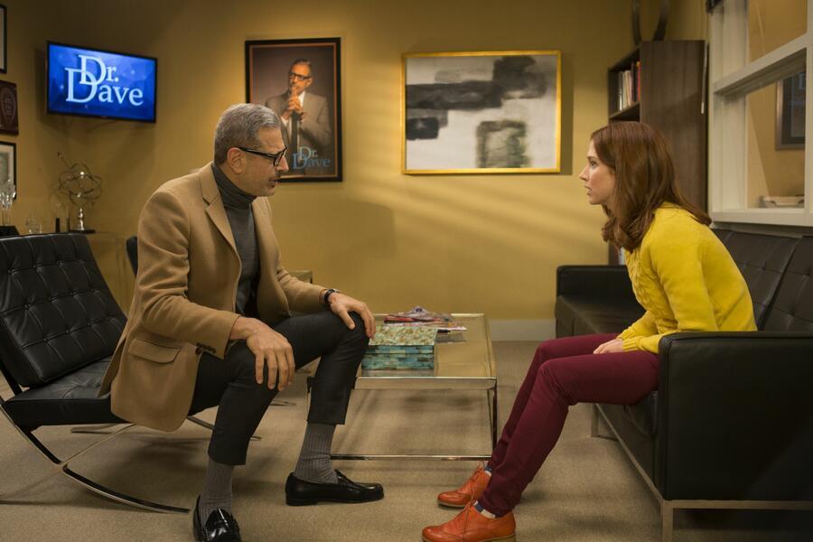 Staffel 2 mit Jeff Goldblum und Ellie Kemper