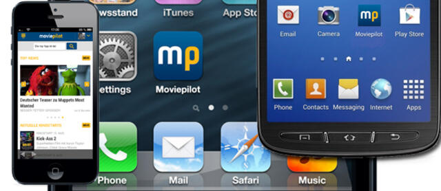 Die moviepilot-Apps sind da!