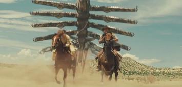 Bild zu:  Eine Alien-Invasion im Wilden Westen: Cowboys & Aliens
