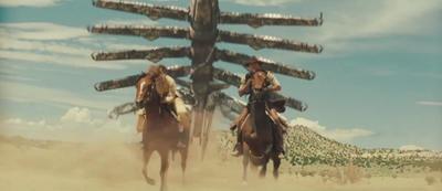 Eine Alien-Invasion im Wilden Westen: Cowboys & Aliens