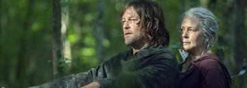 Daryl und Carol
