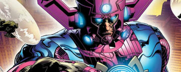 Galactus in den Comics